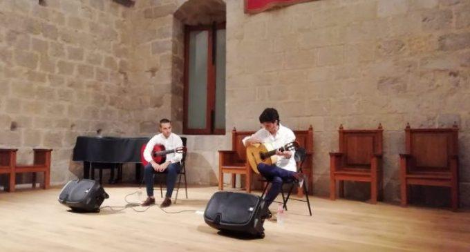 Peñíscola acoge la XIX edición del Festival Internacional de Guitarra de Hondarribia