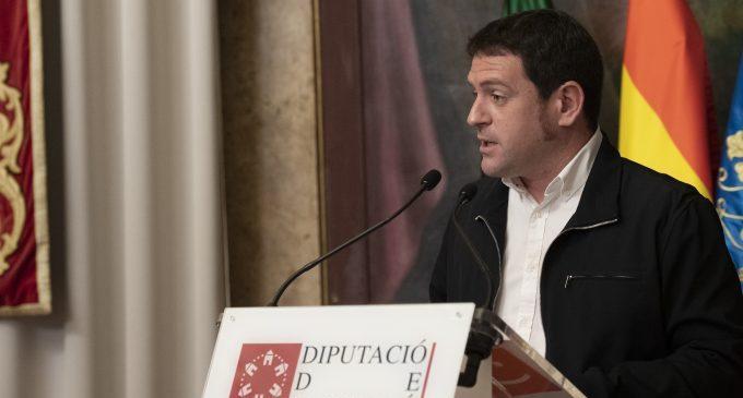 La Diputació incorpora 950.000 euros en infraestructuras sostenibles en el plan estratégico de subvenciones