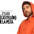 Nil Moliner actuará en l'Alcora el próximo 10 de julio en Pista Jardín
