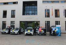 Borriana renova part del parc mòbil de la Policia Local de Borriana amb cinc nous vehicles patrulla híbrids