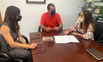 Peñíscola ultima la convocatòria de noves ajudes per al comerç i altres sectors no vinculats al turisme