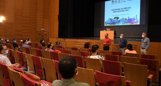 Vila-real destina als 40 beneficiaris de l'atur agrari a la neteja de barrancs i l'adequació del Termet i la ruta botànica