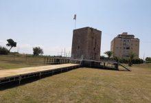 La Torre del Mar de Borriana acollirà aquest diumenge la imposició de bandes a les Reines Falleres de la localitat