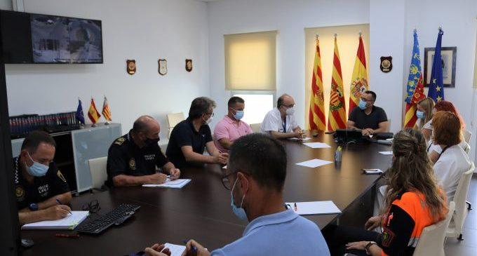 Vila-real coordina el dispositiu per a habilitar el punt de vacunació en l'Estadi de la Ceràmica fins al 20 de setembre