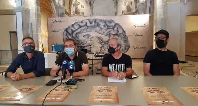 El Mucbe estrena su primera residencia artística con José Antonio Portillo
