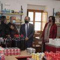 La Diputación impulsa la apertura de seis nuevas tiendas multiservicio en municipios en riesgo de despoblación