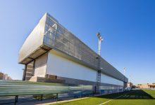 Almassora ultima els treballs del trinquet municipal Antonio per a poder obrir el complex al públic