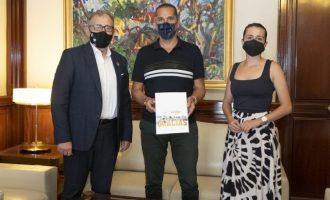 La Volta Ciclista a la Comunitat 2021 recibe el apoyo de la Diputación de Castelló