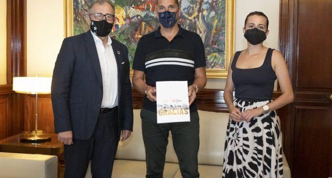 La Volta Ciclista a la Comunitat 2021 rep el suport de la Diputació de Castelló