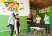 El colegio Herrero de Castelló comienza su transformación integral