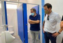 Educació intensifica les millores en escoles amb la renovació dels banys del CEIP Fadrell de Castelló