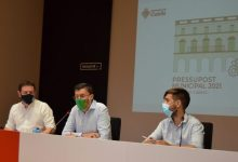 """Castelló activa """"el major pressupost per a la reactivació social i econòmica"""" amb 193,8 milions d'euros"""