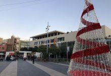 Almassora licita l'enllumenat nadalenc per a avançar a novembre la campanya de comerç local