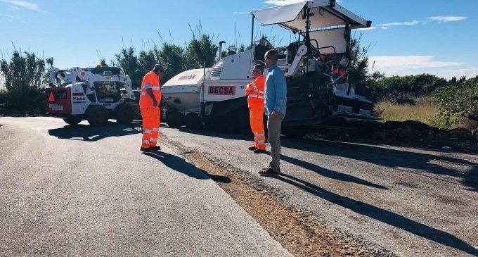 BECSA lidera el concurs públic per a l'asfaltatge d'Almassora durant dos anys