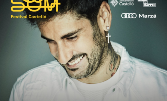 Melendi y Niña Pastori cierran el SOM Festival de Castelló