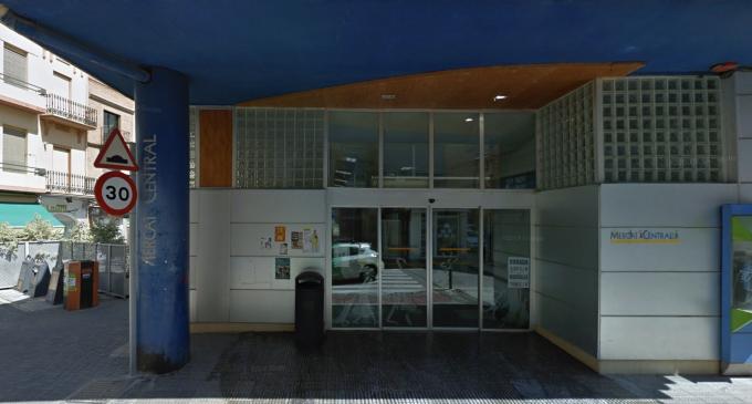 Vila-real estrena noves millores en el Mercat Central amb la modernització dels accessos i la renovació de la il·luminació