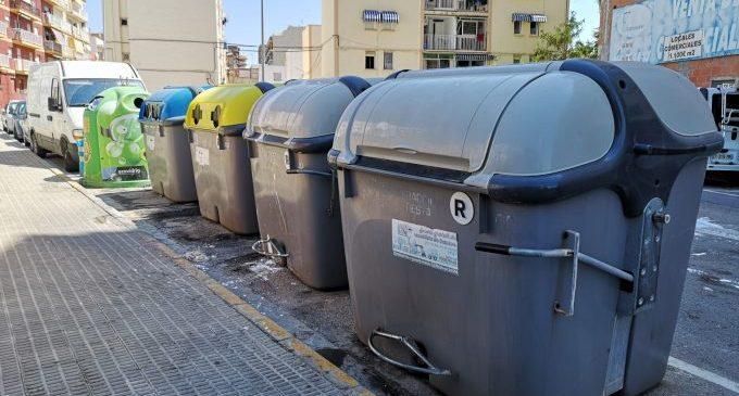 Vinaròs incrementa quasi un 10% la recollida selectiva de reciclatge el mes de juliol