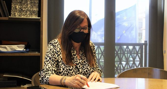 L'abonament dels primers fons europeus a Borriana permetrà a l'Ajuntament continuar executant els projectes Edusi