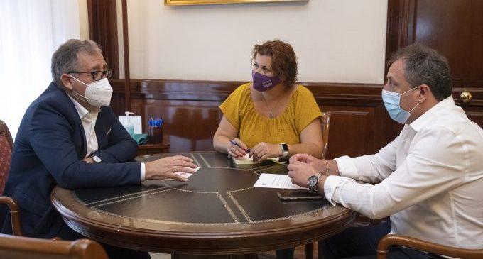 La Diputación ya ha transferido a los ayuntamientos de la provincia los 12,4 millones de euros que aporta en 2021 a través del Fondo de Cooperación Municipal