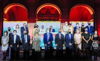 Castelló, capital de l'esport femení amb el sorteig del Mundial d'Handbol