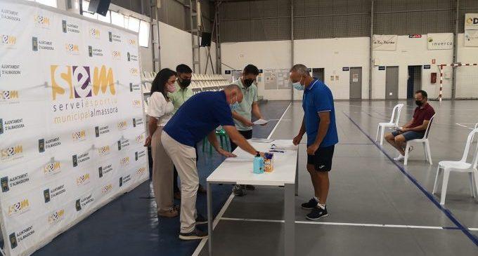 L'empresa BP beca amb 30.000 euros a 30 clubs i esdeveniments esportius d'Almassora