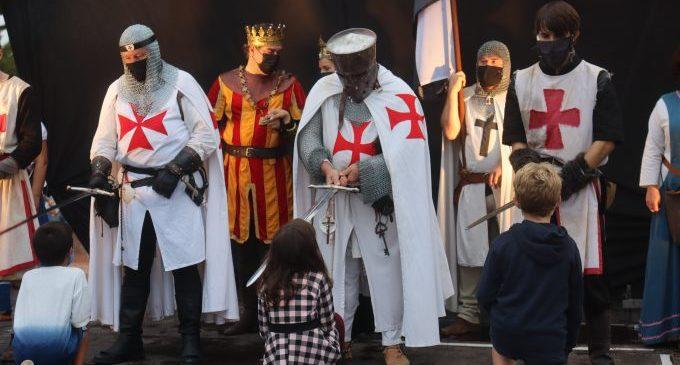 Onda Medieval atrau 4.500 visitants durant aquest cap de setmana