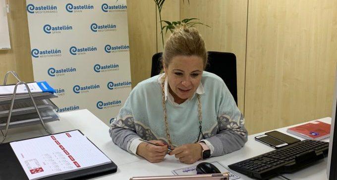 Virginia Martí trabaja en la implantación del turismo inteligente en la provincia de Castellón