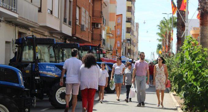 La Feria Agrícola de Nules: declarada oficialmente Fiesta de Interés Turístico Autonómico