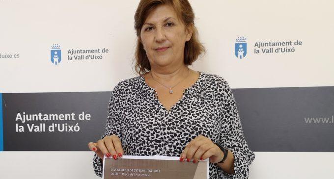 La Vall d'Uixo presenta el projecte de futur per a la torre de Benissahat
