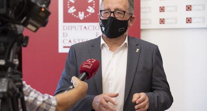 Martí sol·licita que la Diputació gestione els fons europeus que corresponen als xicotets ajuntaments