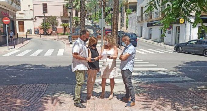 Benicàssim radiografía el tráfico urbano para la redacción del plan de movilidad urbana sostenible