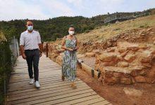 La Vall ofrece por primera vez visitas guiadas al Poblado Íbero de Sant Josep