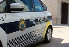 La Policia Local de Borriana deté un individu mentre tractava de robar en un bar
