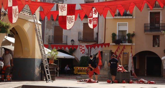 Onda Medieval: Una celebració amb recreacions històriques i activitats familiars al Castell de les 300 torres