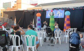 'Seu-te', el festival de artes escénicas vuelve por segundo año a Borriana con espectáculos familiares