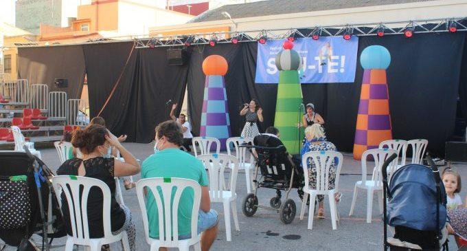'Seu-te', el festival d'arts escèniques torna per segon any a Borriana amb espectacles familiars