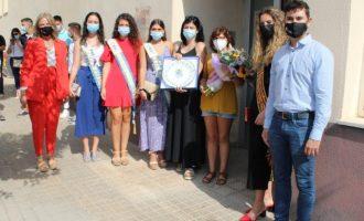 L'Alcora rinde homenaje a quienes han cuidado a las personas mayores durante la pandemia