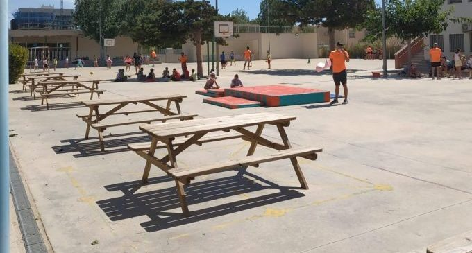 Vinaròs fa un balanç positiu del Campus d'Estiu l'Illa