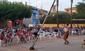 Ruth Sanz celebra la gran aceptación que está teniendo el circuito cultural impulsado por la Diputación de Castellón