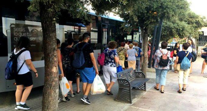 Almassora i Borriana liciten l'autobús a l'UJI per més de 191.000 euros