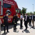 La Diputació renovarà el vestuari del servei de bombers amb una inversió de 2,5 milions d'euros