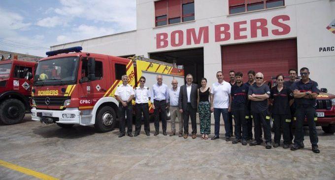 750 efectivos de bomberos, 200 vehículos y cinco medios aéreos para proteger la provincia ante el riesgo extremo de incendios