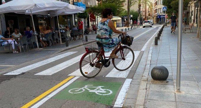 Benicarló habilita nous ciclocarrers