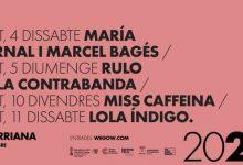 Lola Índigo, Rulo i la Contrabanda i Miss Caffeina, caps de cartell per als concerts de la Misericòrdia de Borriana