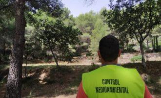 Benicàssim reitera la necessitat d'actuació de les brigades de mitigació d'incendis forestals