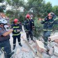 Emergències activa la Situació 0 del Pla Territorial d'Emergències en l'esfondrament de l'edifici de Peníscola