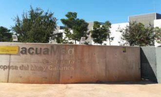 Benicàssim reitera a l'Estat la necessitat que assumisca el cost de la dessaladora