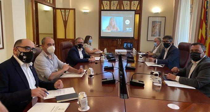 José Martí celebra que la Generalitat Valenciana ja estiga treballant per a portar la banda ampla amb fons europeus als xicotets pobles d'interior