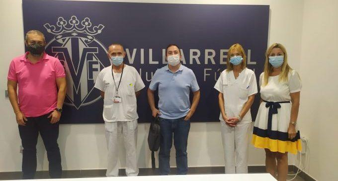 Vila-real coordina el protocol de prevenció davant la covid-19 pel desplaçament d'aficionats del Villarreal CF a Belfast