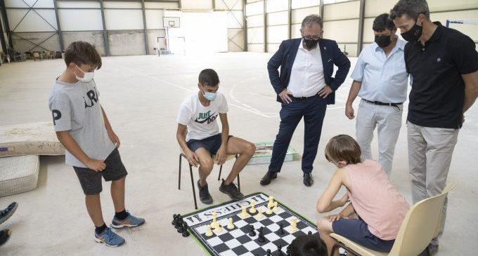 """Martí destaca las inversiones en el interior para lograr """"un foco de atracción"""" de turistas"""